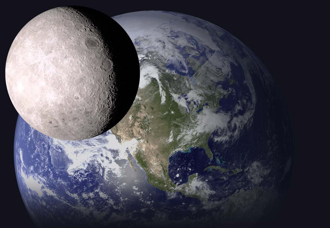 Earth Moon Enersem